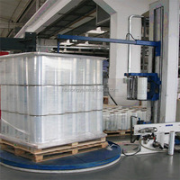 Machine/Manual stretch pallet film china manufacturer for packing
