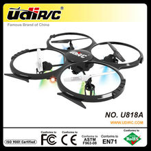 UDIRC -The expert at RC aircraft manufacturer!!! 2.4Ghz big 4 Channel 6 AXIS UFO with camera