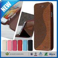 C&T Universal Pu Leather Phone Cover for Oppo Mirror 5 Case