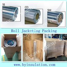 Pintado de acrílico con polysurlyn humedad retardador aluminio jacketing