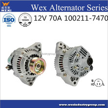 Camry alternator 100211-7470,100211-9780 LESTER: 13397 CARGO: 111705 SUITS: TOYOTA CAMRY L4 2L/2.2L(1991-1992)