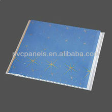 factory supply PVC panles ceiling building decoration material