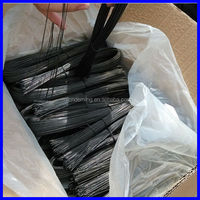 annealed cut wire for binding in construction reinforced concrete works