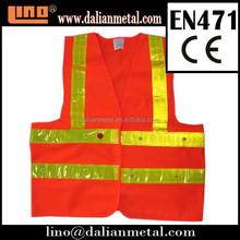 New Material Customizable Safety Vest Reflective