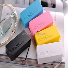 2600mah Perfume Style Phone/device Charging Lipstick Power Bank Battery
