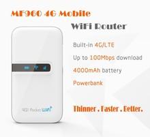 Latest Design 4G LTE Wireless WiFi Router Unlock Broadbank Modem WiFi