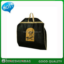 Cheap crazy Selling nonwoven travel garment bag