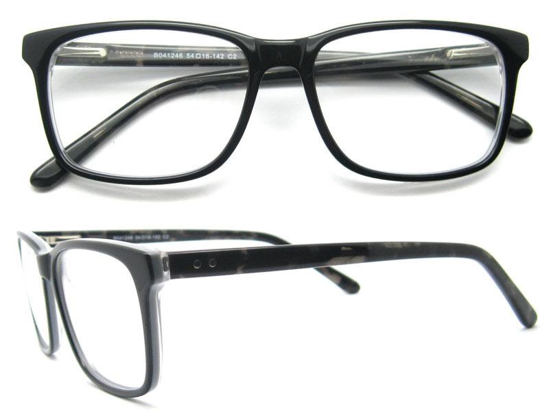 Man Eyeglass Frames/eyeglass/eyewear/optical Frame Top Italy Fashion ...