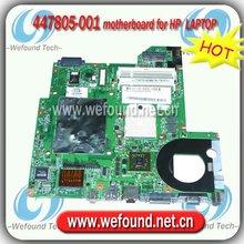 447805-001 motherboard for HP V3000 DV2000 LAPTOP