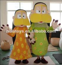 mujer árabe precioso traje de películas traje de la mascota para la venta
