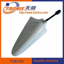 shark fin antenna for am fm radio gps gsm dvb-t