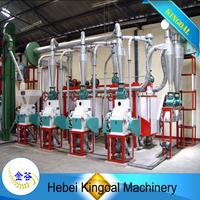 Most Popular Maize flour milling machine/maize milling plant/maize flour mill