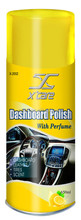 car dashboard polish spray, cockpit shine spray, car care products