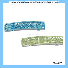 Fashion Crystal Hair Barrette for Girl