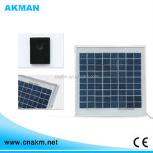 AKMAN high power best monocrystalline solar panel poly mini solar panel