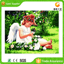 Customizable And Popular With Children's Assorted Acrylic Plastic Painting Crafts