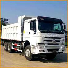 HOWO Cheap heavy load 6x4 dump truck for sale