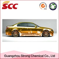 Hot Best Sale Auto Refinish 1k Yellow Crystal Pearl Color Car Spray Paint