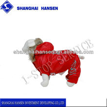 Best price of high quality snow dog clothes