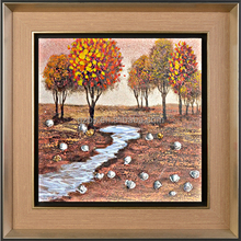 2015 Natural Scenery Art and Craft Painting Frame