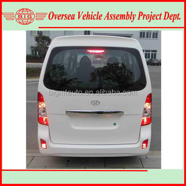 mini bus van BIG china manufacturer