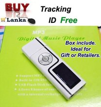 New 2GB Flash Drive MP3 Player USB FM Voice Record