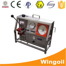 Portable Hydro Pressure Test Equipment for Gas Cylinder