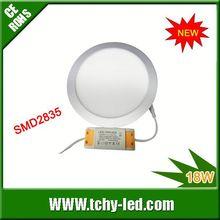Shenzhen quality 225mm 18W round auto led panel lighting