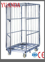 New Design Roll Storage Container Cage From Suzhou Factory Supplier