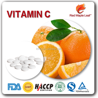 Hot sale high quality GMP certified Vitamin C Tablets