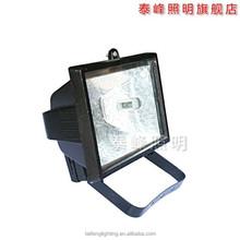 Taifeng brand top crafts outdoor 300w halogen light fixture