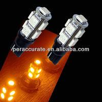 Auto brake led light 9SMD W5W T10 5050 ae automobile light