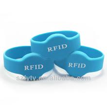 2013 Hot sale wholesale price Hitag S rfid wristband