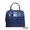 Stylish stocklot crocodile leather bag for women, crocodile leather handbag in stock