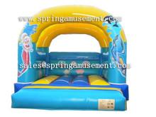 Fantastic ocean world inflatable bouncer SP-IB072