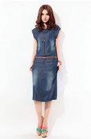 Женское платье 1 tencel 02 DZ15-02