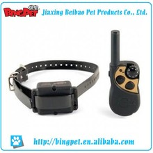 Hot new products dog electronic shock training collar