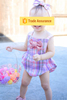 kids clothing romper and headband set kids clothes baby infant romper