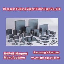 Cheap hot sale various shape of ferrite magnets (Y10T, Y25, Y30, Y35,Y30, Y30BH, Y35, C1,C5, C8, C10,etc)
