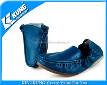 Comfort design for man casual Moccasin-gommino shoe