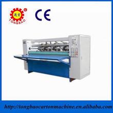 Thin Blade Corrugated Cardboard Paper Roll The Line Die Cutting Machine