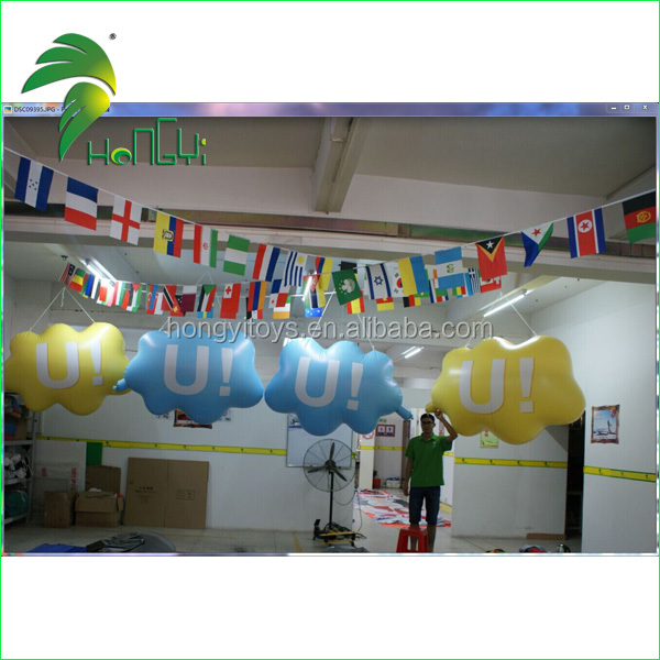 Customized Advertising Inflatable Cloud Ball (3).jpg