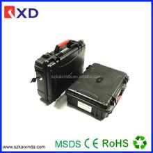 Easy carry li ion battery pack 12v 100ah
