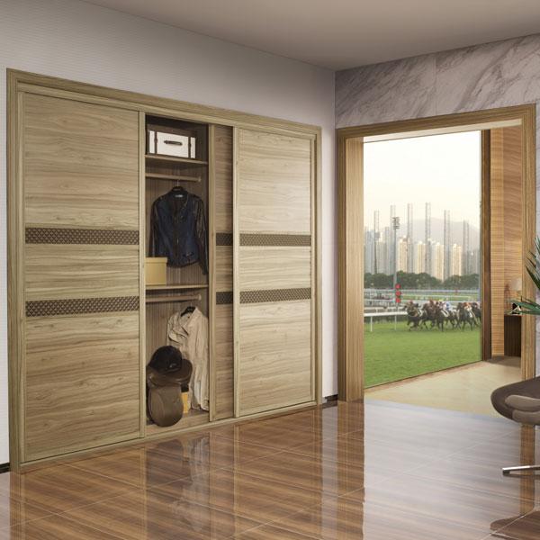 2014 nuevo dise o moderno dormitorio armario vestidor for Disenos de roperos para dormitorios