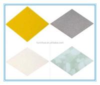 decorative plastic wall panels/hard plastic panel/reflective plastic panel