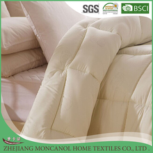 home use pure wool quilt cotton fabric comforter