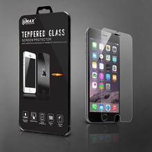100% Prefect Fit Clear Anti-glare Waterproof Anti-reflection Tempered Glass Screen Protector For iPhone 6 6 Plus