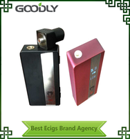 2015 Hot selling good quality box mod vapmod Cobra T150 TC OLED box mod in stock,150w TC box mod