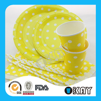 Hot Selling Wedding Cheap Motorcycle Paper Plates