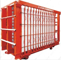 eps cement sandwich panel production line/fiber cement board machine,/lightweight concrete wall panel forming machine